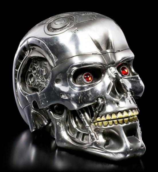 Original Terminator Schädel Box