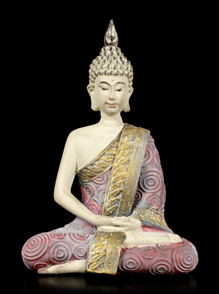 Buddha Figurine Meditating - Hand in Lap