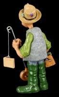 Fisherman - Funny Job Figurine