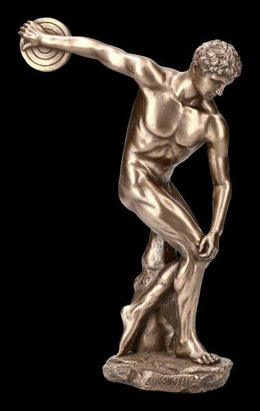 The Discobolus of Myron - Figurine