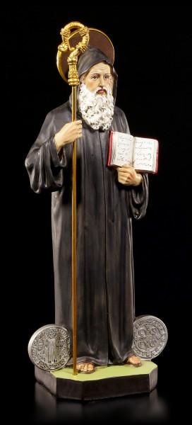 St. Benedict of Nursia Figurine