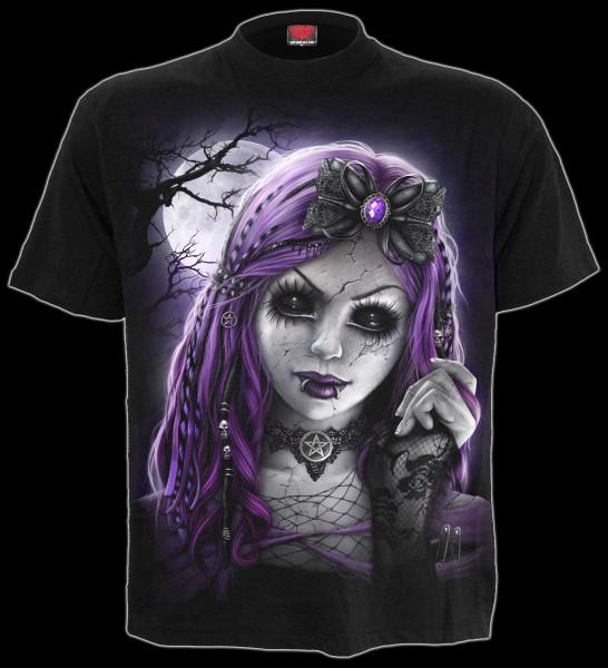 Goth Doll - Spiral Fantasy T-Shirt