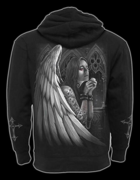 Kapuzenpullover Gothic Engel - Absolution