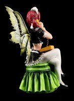Sexy Fairy Figurine - Telephonist