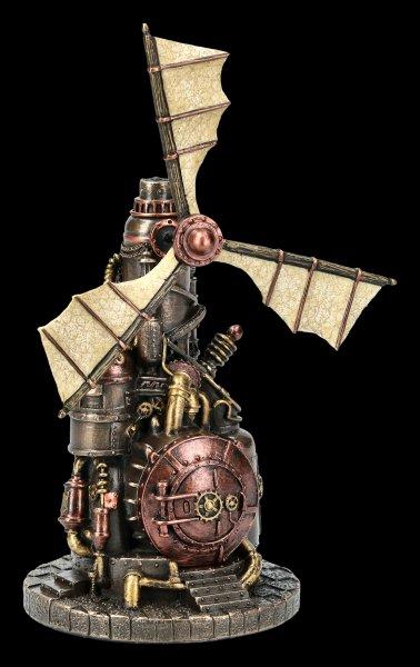 Tresor Box - Steampunk Windmill