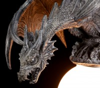 Dragon Lamp - The Dragon Flight