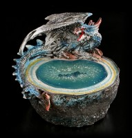 Dragon Oracle Figurine with LED