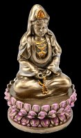 Buddha Figur - Kuan Yin klein