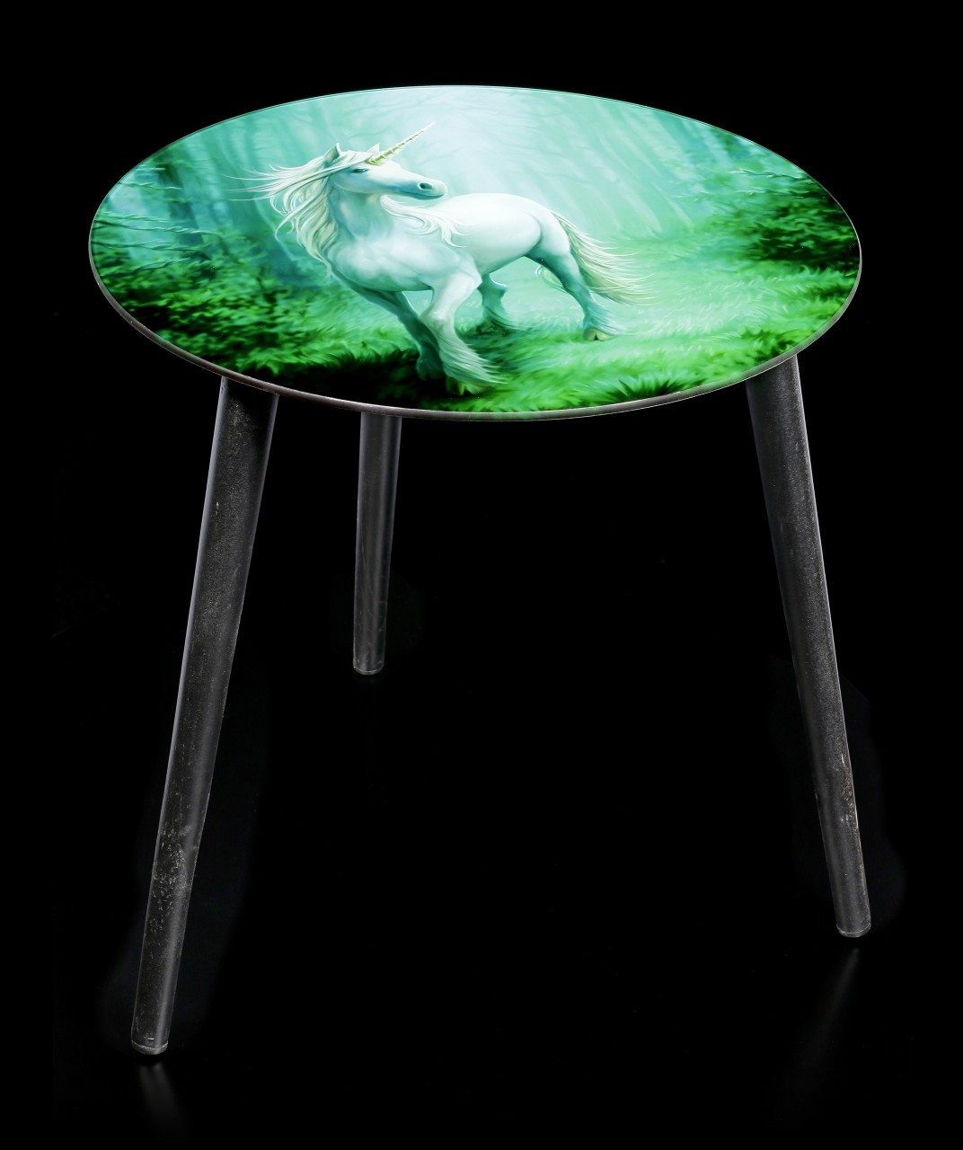 Side Table - Forest Unicorn