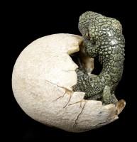 Dinosaurier Figur schlüpft aus Ei - Raptors Dawn