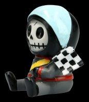 Furrybones Figur - Rennfahrer Jerry