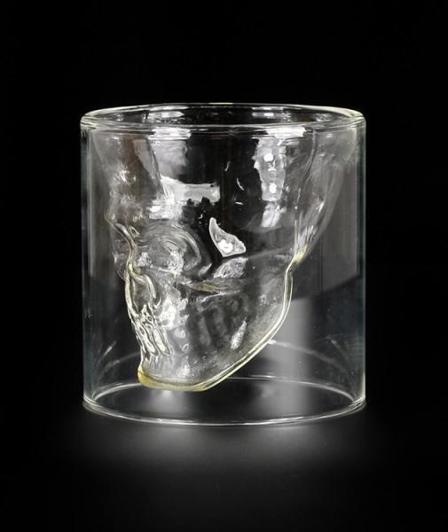 Skull Shot Glass 8cl