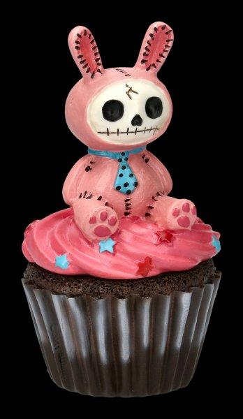 Furrybones Cupcake Schatulle - Bun-Bun