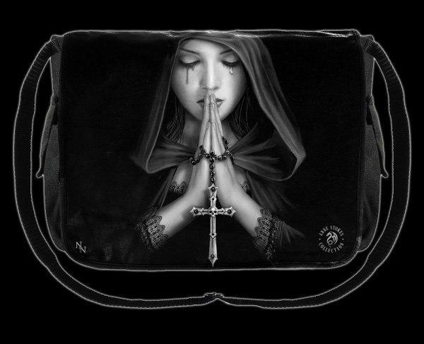 Umhängetasche - Gothic Prayer