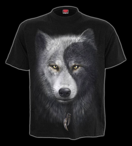 T-Shirt Fantasy - Wolf Chi