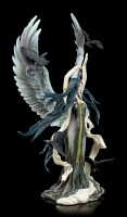Engel Figur - Faery of Ravens by Nene Thomas
