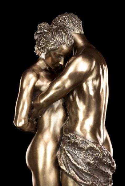 Akt Figuren - Die Liebenden - Tender Embrace