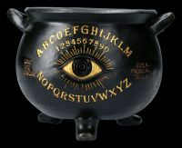 Witches Decoration - All Seeing Cauldron