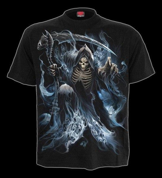 T-Shirt Fantasy Skelett - Ghost Reaper