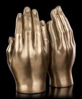 Gesegnete Hände Diptychon - Jesus und Maria