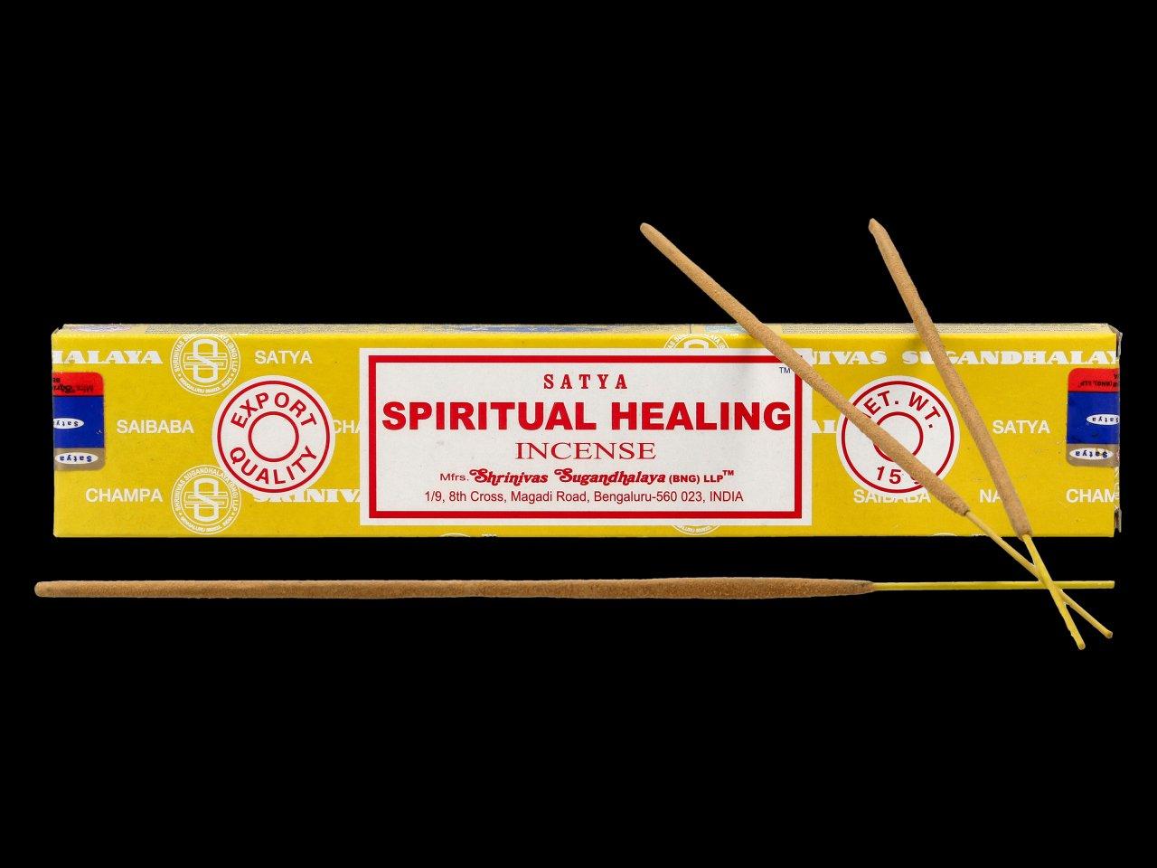 Incense Sticks - Spiritual Healing by Satya
