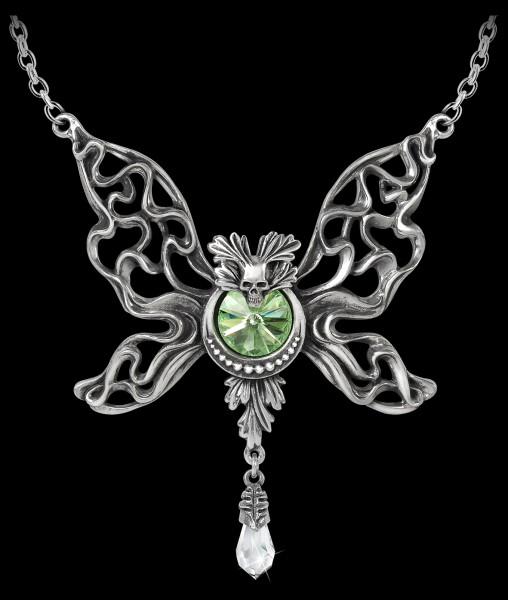 Alchemy Gothic Necklace - Le Fantome Vert