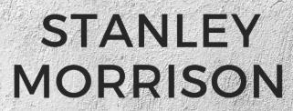 Stanley Morrison