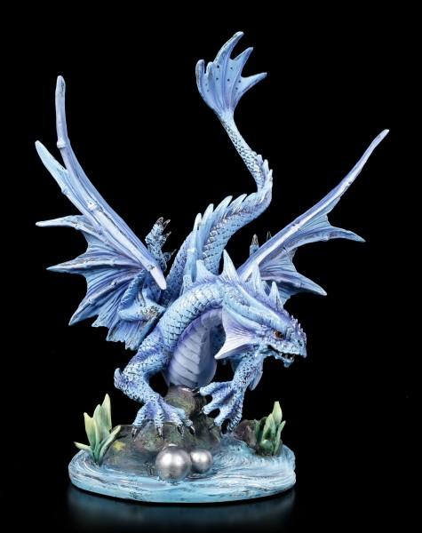 Drachen Figur - Adult Water Dragon