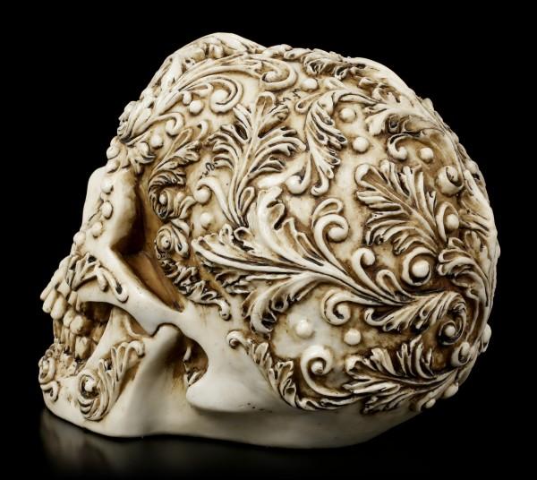 Skull - Lily