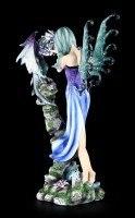Elfen Figur - Mandara die Drachenflüsterin