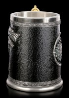 Game of Thrones Tankard - Winter is Coming - House Stark