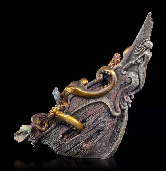 Oktopus Figur - Der Abgrund