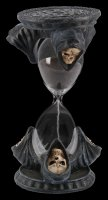Reaper Hourglass with black Sand