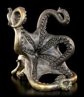 Kraken Figur als Flaschenhalter