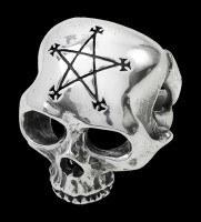 Alchemy Totenkopf Ring - Necrogram