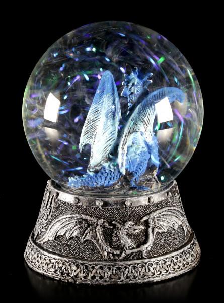 Water Globe - Dragon Quicksilver
