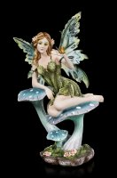 Fairy Figurine - Paige with Butterfly