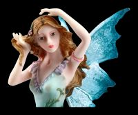 Fairy Figurine . Yella Dancing on Flower