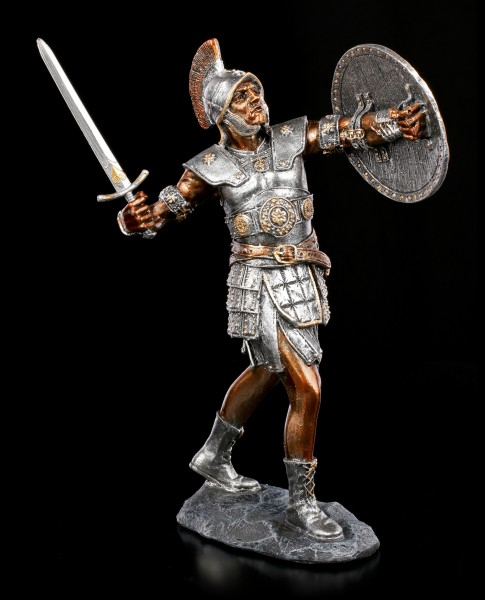 Gladiator Figurine in Defense