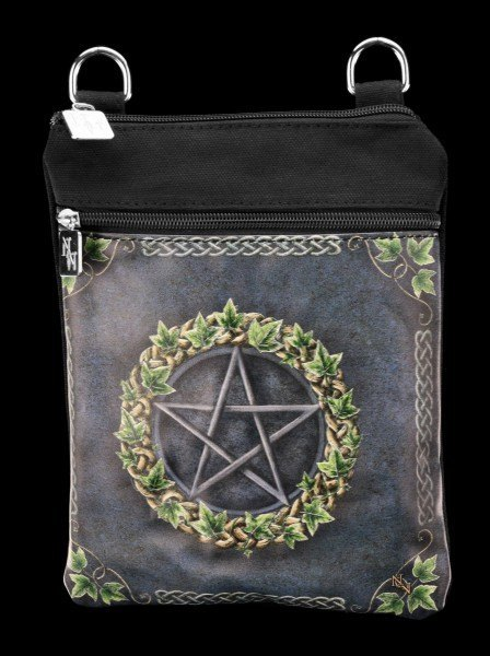 Small Shoulder Bag - Ivy Pentagram