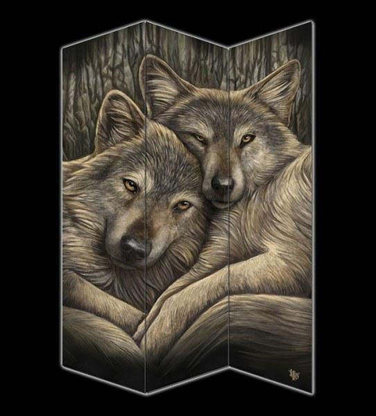 Raumteiler - Loyal Companions by Lisa Parker