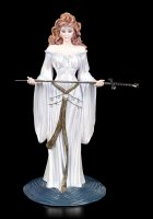 Lady of the Lake Figurine with Letter Opener