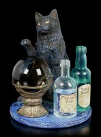 Cat Figurine - The Witches Apprentice