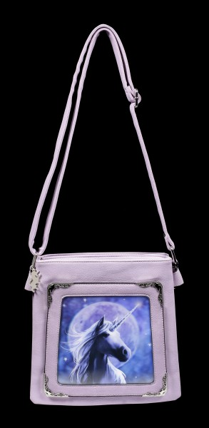 3D Side Bag with Unicorn - Starlight