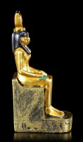 Isis Figur - Ägyptische Göttin klein