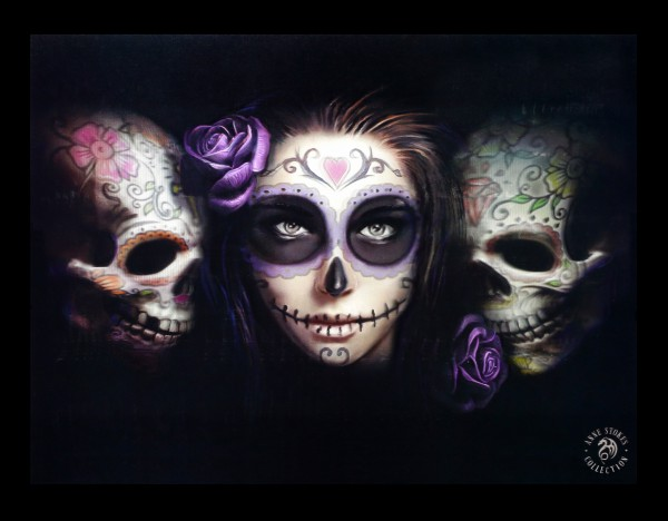 3D Bild - Day of the Dead