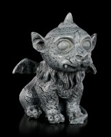 Gargoyle Figuren - Little Unicorn 4er Set