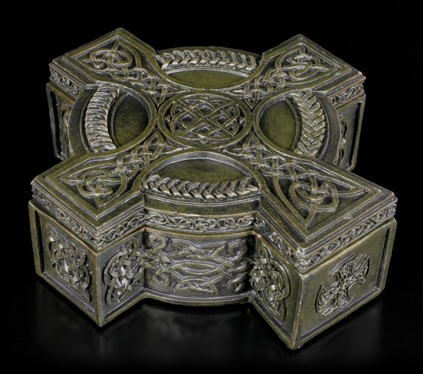 Box - Celtic Cross
