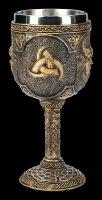 Viking Goblet - Nordic God Odin