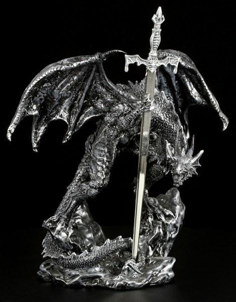 Drachen Brieföffner - War Dragon